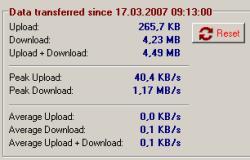netmeter monitor network traffic