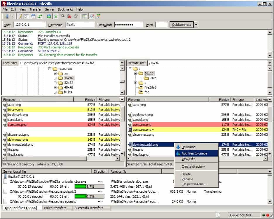 Smart Ftp 2.0 - gHacks Tech News