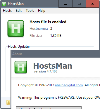 hostsman 4.7.105