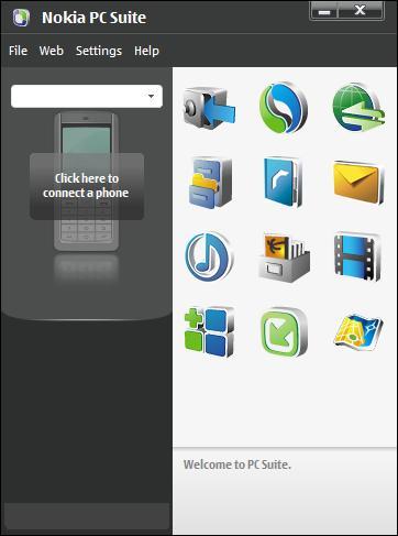 Nokia PC Suite Version V7.2 Latest Free Download