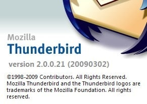 email client thunderbird