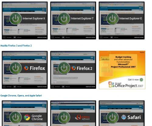 Register Web Browser Code Sandboxed