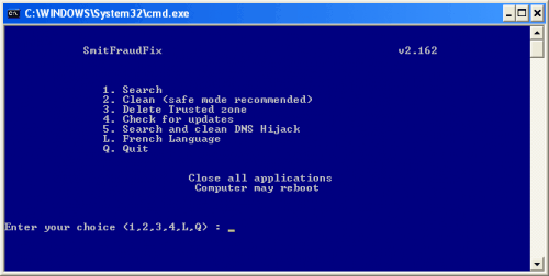 free spyware removal tool:
