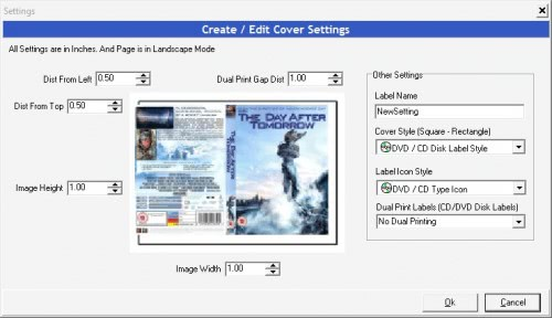 dvd cover printing freeware movie search engine at With dvd cover printing software