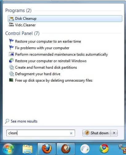 how to clear temporary internet files in windows 8.1