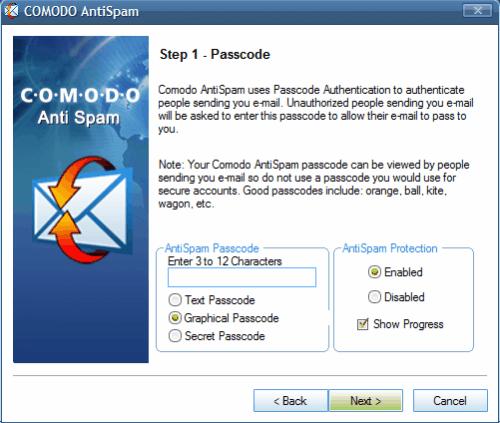 anti spam software