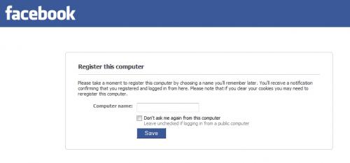 facebook register computer