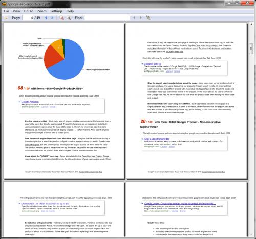 PDF Reader Sumatra 1.1
