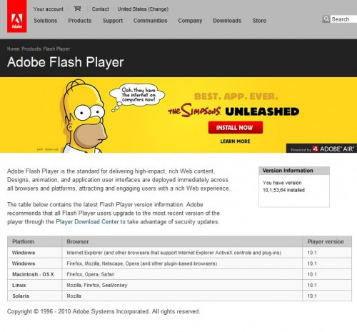 Adobe release 'critical' Flash patch
