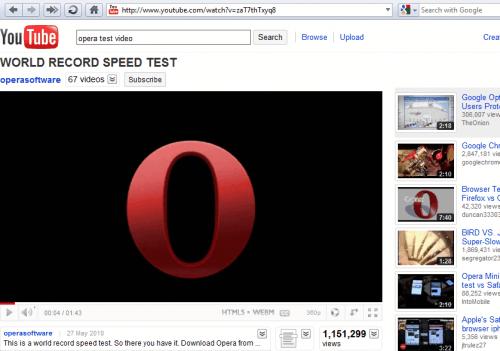 opera html5 video