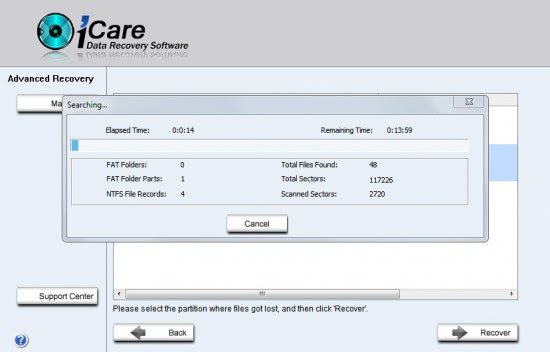 icare data recovery serial number