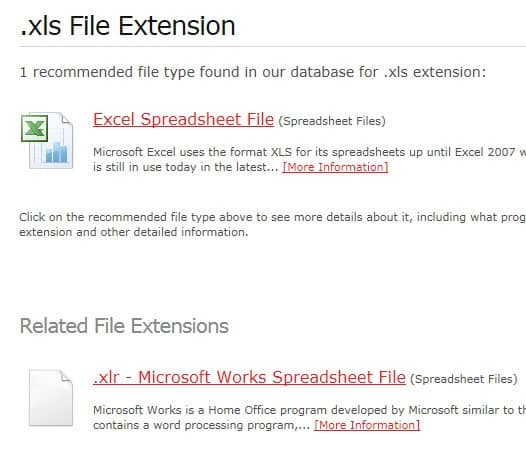 file type identification