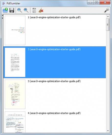 pdf jumbler
