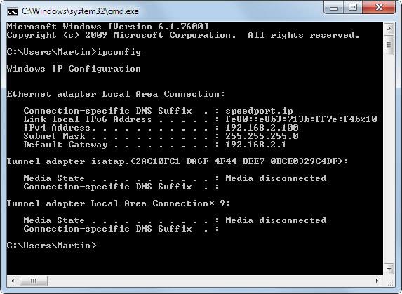 How To Enable Ipv6 On Windows Xp Ghacks Tech News