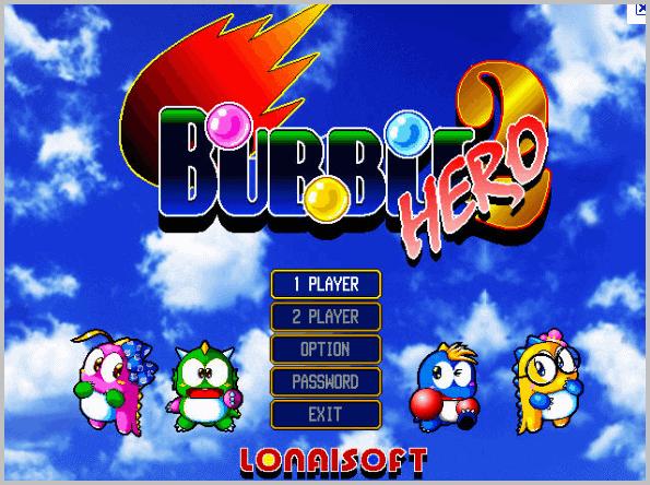 bubble bubble hero 2