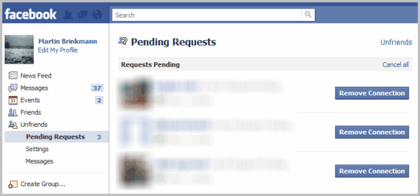 how to find who unfriended you on facebook