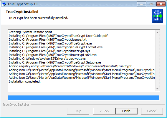 Truecrypt 7.1 скачать