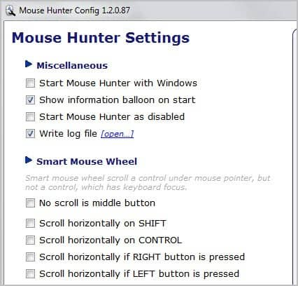 mouse hunter
