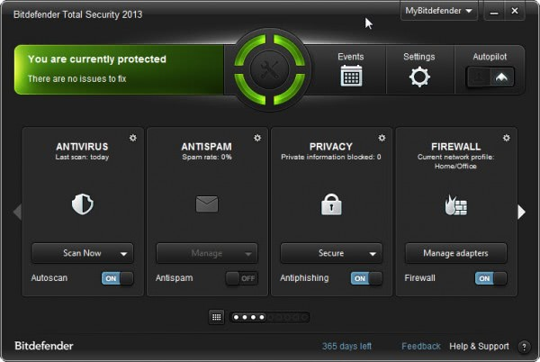 bitdefender total security 2013 600x402 - Bitdefender Total Security 2013 (90 Gün Kampanya)