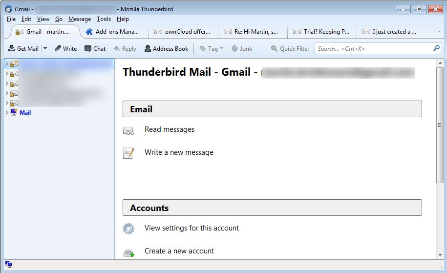 thunderbird australis theme