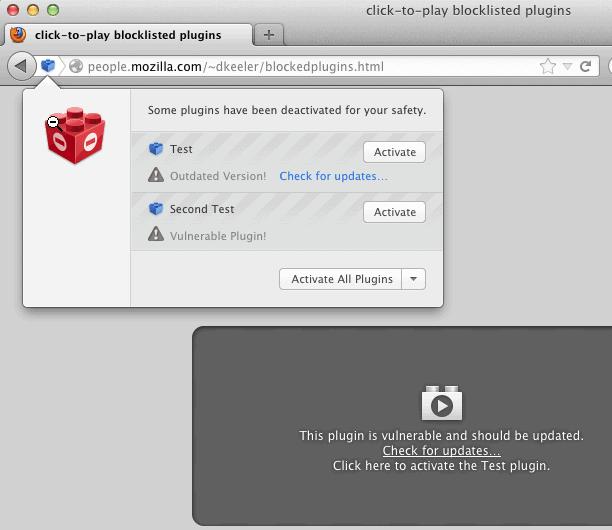 firefox click to play blocklist screenshot