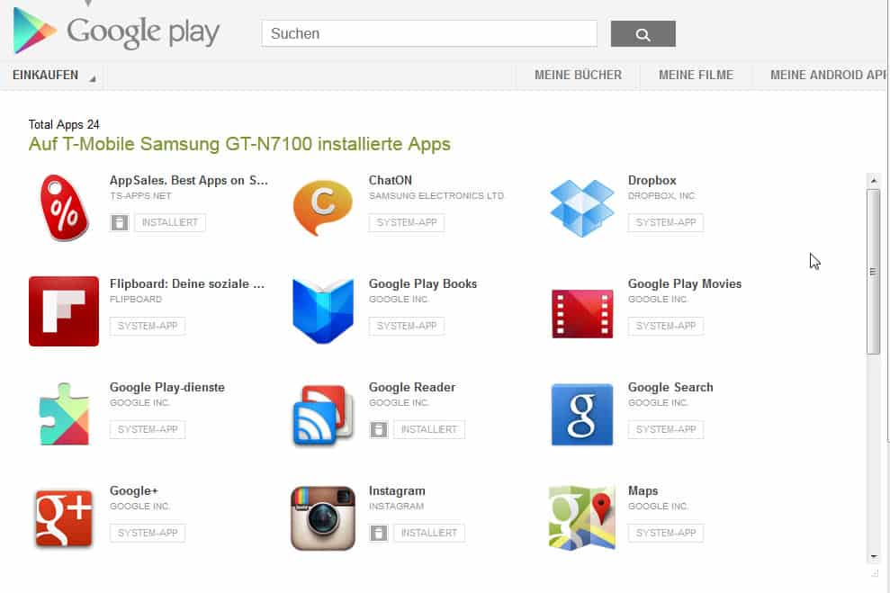 play stor app download kostenlos