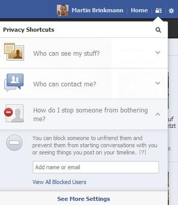 block facebook users