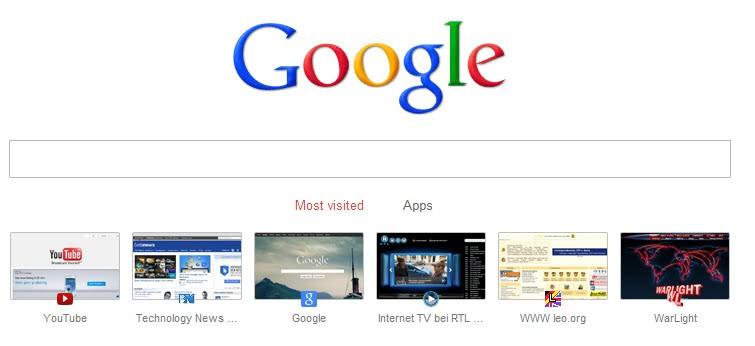 Как сделать гугл стартовой страницей на пк