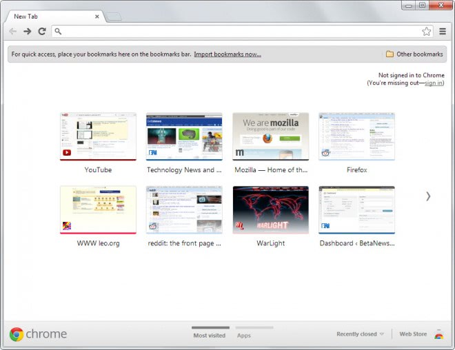 How To Manage Apps In Google Chrome Ghacks Tech News