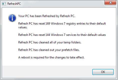 Refresh Pc 1.0 - фото 7