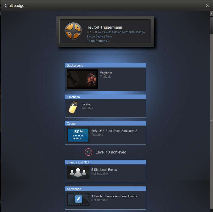 how to get more steam profile backgrounds