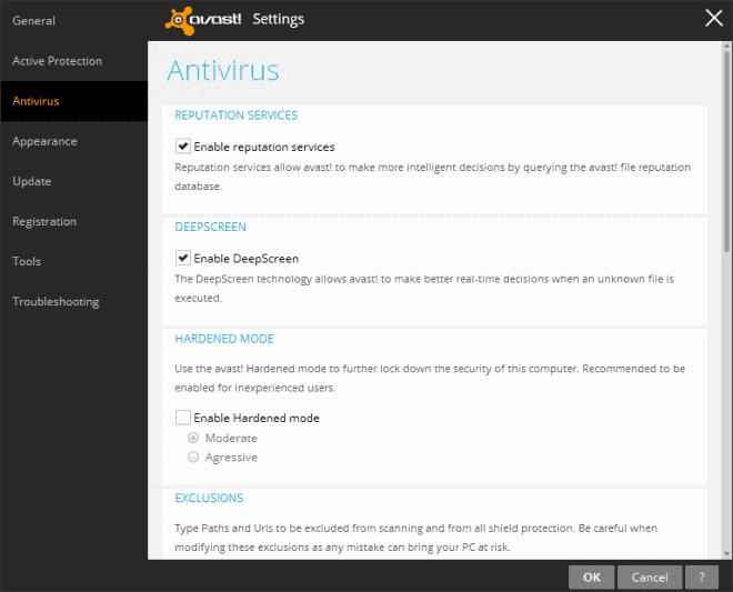 Avast free Antivirus 2014 2014,2015 deepscreen-hardened-
