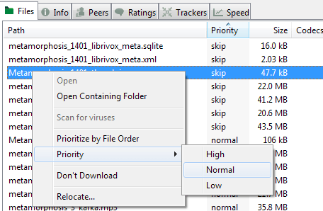 utorrent skip resume downloads