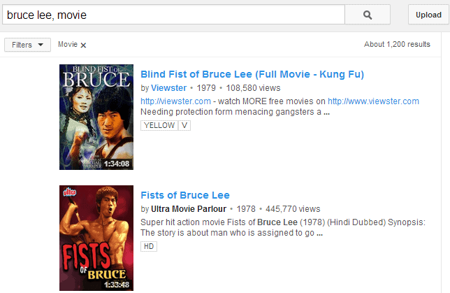 youtube full length movies