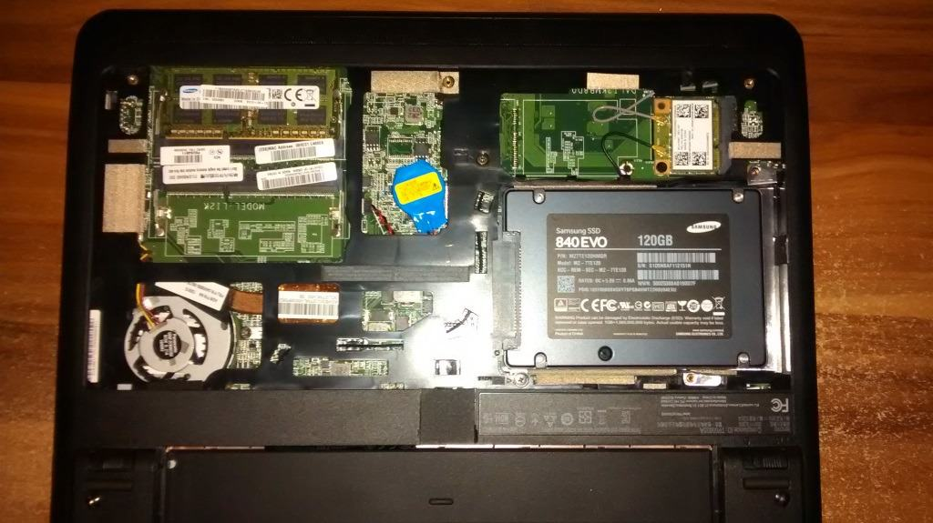 replace laptop drive
