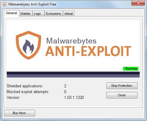 anti-exploit free