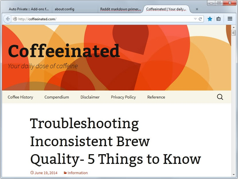 firefox private browsing auto
