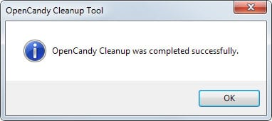 opencandy cleanup
