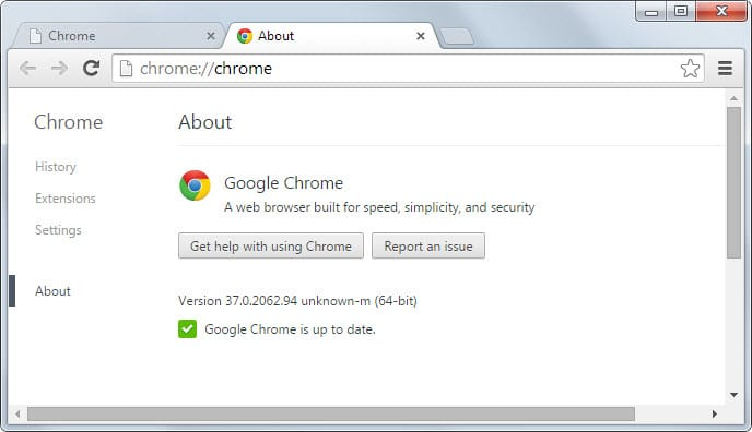 google chrome 64 bit  for windows 8.1