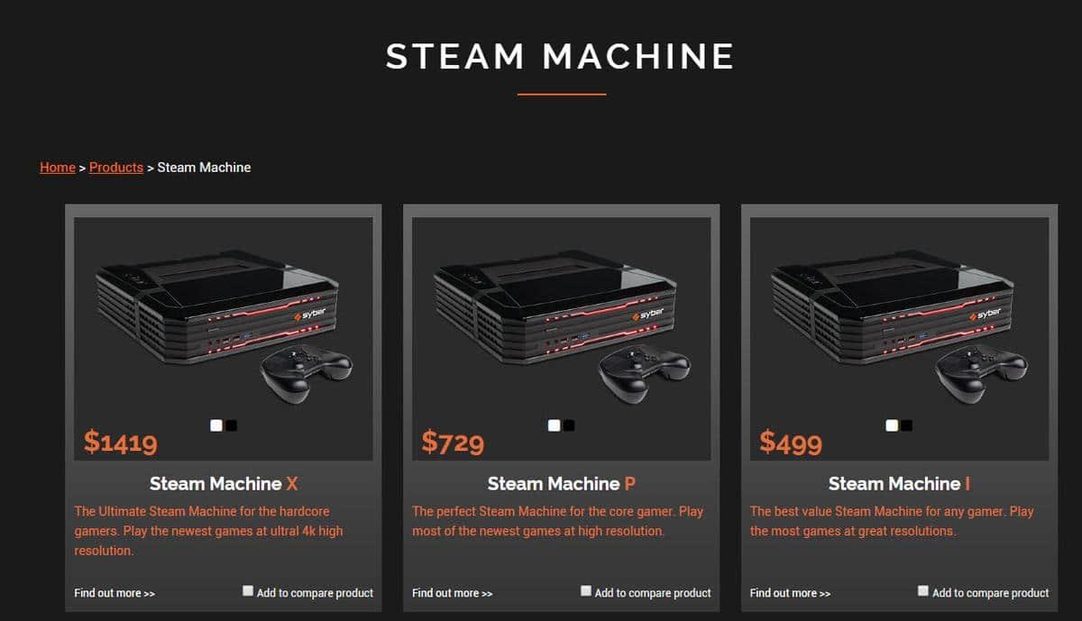 alienware steam machine i7 w 8gb ram 1tb hdd