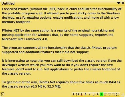 pnotes-net