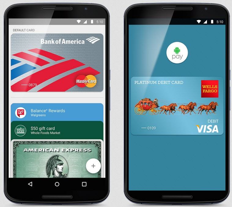 Android Pay and Google Wallet update rolling out in the US ...