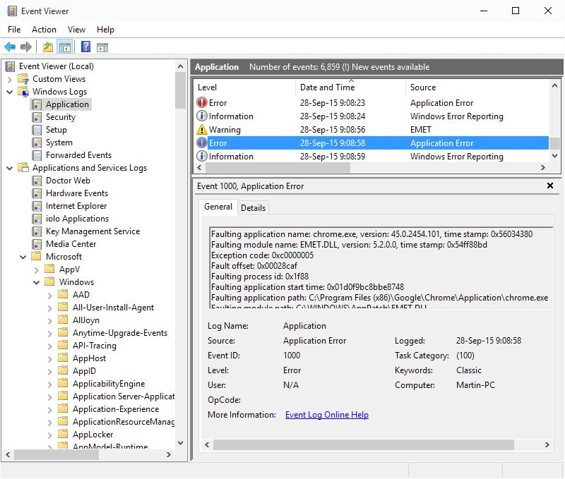 Erweiterte Microsoft Enhanced Mitigation Experience Toolkit (EMET ...