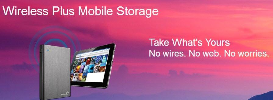 seagate wireless hard drives vulnerabilities