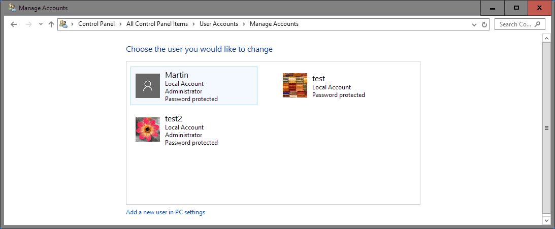 How To Reset Your Windows 10 Password Best Freeware Apps