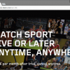 dazn netflix sports