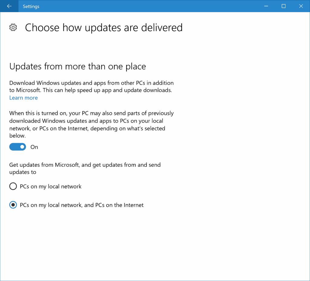 Windows 10 Insider Preview Build 14915 released for PC and Mobile