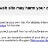 unsafe links gmail