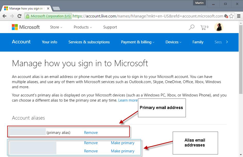 Аккаунт майкрософт как сделать