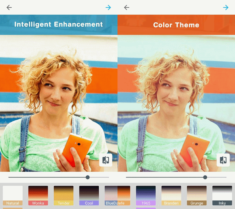 Microsoft launched their Selfie app for Android users